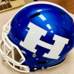 Freshman Football Hawks Get Two Big Wins in Two Weeks