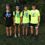 Hillsboro Boys Cross Country Brings Back Plenty of Hardware from Clayton-Ladue Invitational
