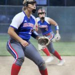 Varsity Softball Hawks Lose First Game of Showdown, but Rebound for Victory Against Lindbergh