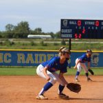 HHS Varsity Softball to Play for Third Place Tonight at Showdown Tournament