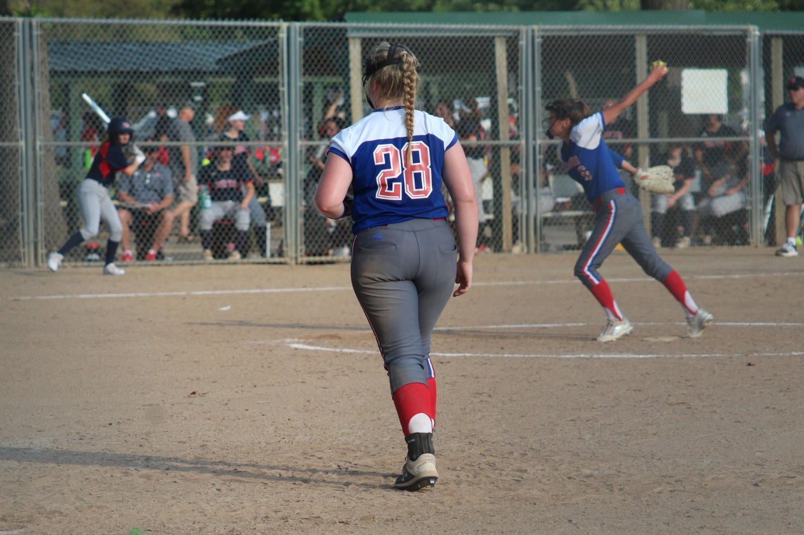 HHS Varsity Softball Continues Offensive Assault in Taking Two of Last Three Games