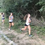 Hillsboro Girls Varsity Cross Country Places Fourth in Very Tight Race at Parkway Central