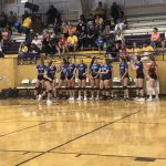 Varsity Hawks Win Second Straight Volleyball Match With Victory Over Potosi