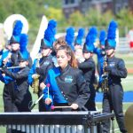 HHS Marching Band Fares Well at Recent Competitions
