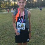 HHS Boys Cross Country Gets in Plenty of Work at Ed White Warrior Invitational