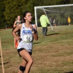 HHS Girls Cross Country Prepares for End of the Season Meets