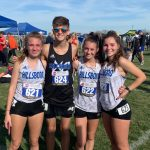 Four Hawks Soak in State Cross Country Experience