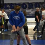 Hawks Wrestling Gets off to Good Start at O'Fallon Quad