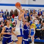 Hillsboro Eases Past Northwest in Opening Round of Varsity Boys' Steighorst Tournament