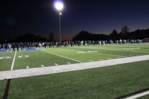 Football, Band, Cheer, & Dance Senior Night (57 Photos)