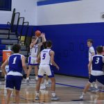 Hawks Varsity Boys Dismantle North County…One Three-Pointer at a Time
