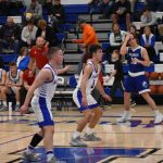 Varsity Hawks Shake Off Slow Start to Beat Blue Jays by Nine