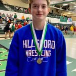 Lady Hawks Place Sixth at Mehlville Women's Wrestling Tournament; Johnson is a Champ at 142