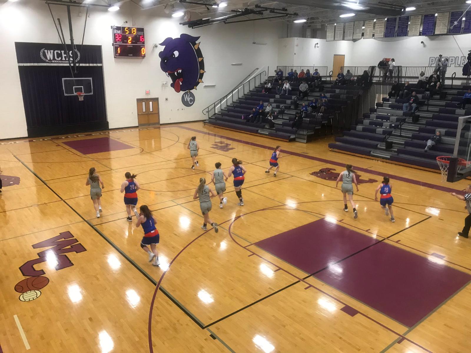 Hillsboro Varsity Girls Continue to Gain Momentum With Victory Over Viburnum