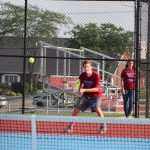 Boys Varsity Tennis falls to Lowell 4 – 1