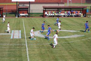JV Boys Soccer vs. Hammond Clark  8/15/17