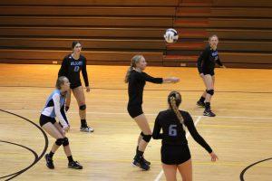 Varsity Volleyball vs. Hammond Gavit  8/15/17