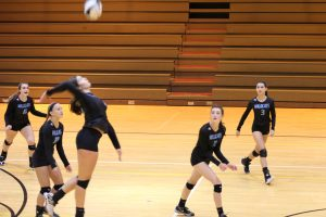 C Team Volleyball vs. Hammond Gavit  8/15/17