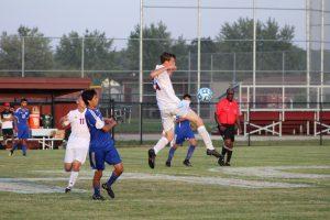 Varsity Boys Soccer vs. Hammond Clark  8/15/17