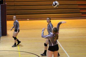 JV Volleyball vs. Hammond Gavit  8/15/17