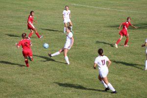 Varsity Girls Soccer vs. Rensselaer Central 8/17/17