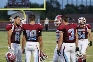 Varsity Football vs. Bishop Noll 8/18/17