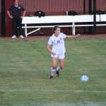 Girls Varsity Soccer falls to Michigan City Marquette 4 – 9