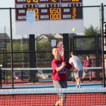 Boys Varsity Tennis falls to Wheeler 1 – 4
