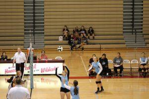 Varsity Volleyball vs. Lowell 8/22/17