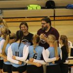 Varsity Volleyball @ Portage Cancelled 8/26/17