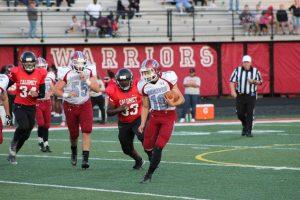 Varsity Football @ Calumet  8/25/17