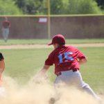 MS Baseball vs. Westville  8/26/17