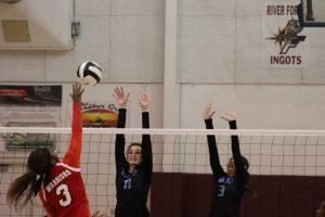 Varsity Volleyball vs. Calumet  8/28/17