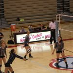 Girls Junior Varsity Volleyball beats Whiting 0 – 2
