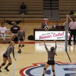 Girls Junior Varsity Volleyball beats Hebron Jr/sr 0 – 2