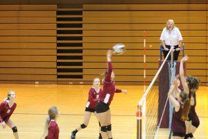 C Team Volleyball vs. Chesterton  8/30/17