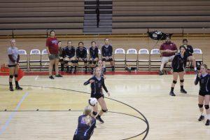 JV Volleyball vs. Chesterton  8/30/17