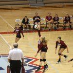 Girls Varsity Volleyball beats Chesterton HS 2-3