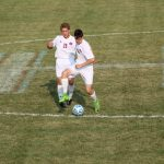 Boys Varsity Soccer falls to Griffith 4 – 5