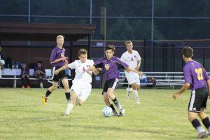 JV Boys Soccer vs. Victory Christian  8/31/17
