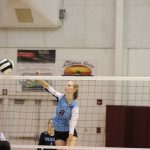 Girls Varsity Volleyball beats Hammond Morton 0 – 2