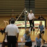 Girls Varsity Volleyball beats Hammond Academy Of Science & Tech 0 – 2