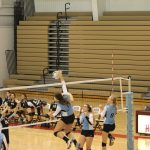 Girls Varsity Volleyball beats South Central High School – Union Mills 0 – 2