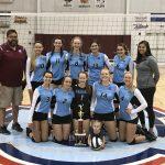 Girls Varsity Volleyball beats Boone Grove 0 – 2