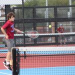 Boys Varsity Tennis falls to Highland 0 – 5