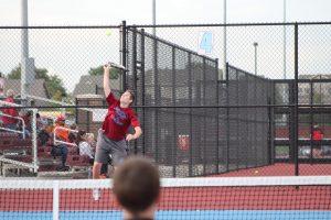 Boys Tennis vs. Rensselaer Central  9/5/17