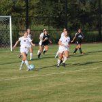 Girls Varsity Soccer beats Covenant Christian 0 – 2