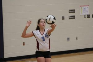 7th & 8th Grade Volleyball vs. Lake Station  9/11/17