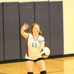 Girls 7th Grade Volleyball beats St. John Evangelist 0 – 2