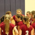 Girls 8th Grade Volleyball falls to Whiting Middle School 1 – 2